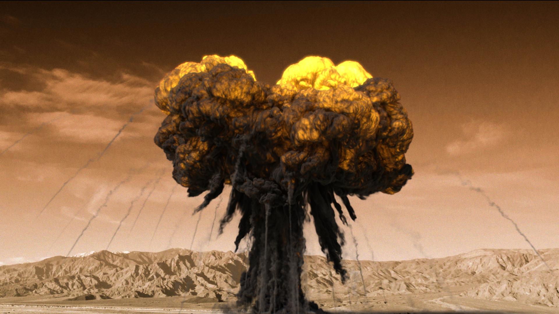 Pyro Explosion 2 – Desert Nuke